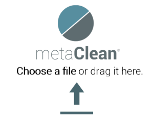 Remove metadata and hidden data from your documents online